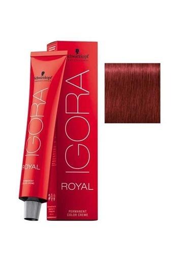 Schwarzkopf Igora Royal No:6-88 Koyu Kumral-Yoğun Kızıl Saç Boyası Kahve